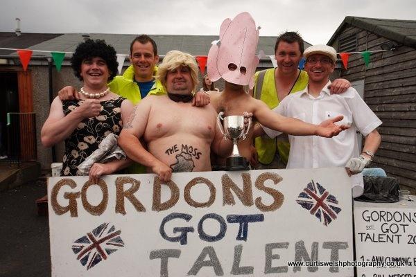 Gordons Got Talent by Curtis Welsh