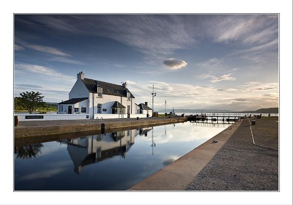 Clachnaharry Sea Loch by allanC