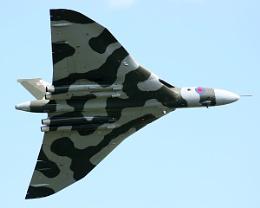 Vulcan at Cosford 2009