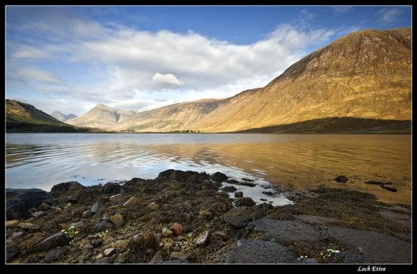 Loch Etive. by Sconz