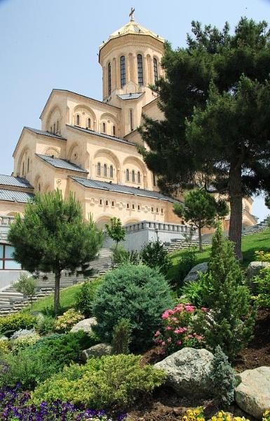 Tibilisi Church by sirous5