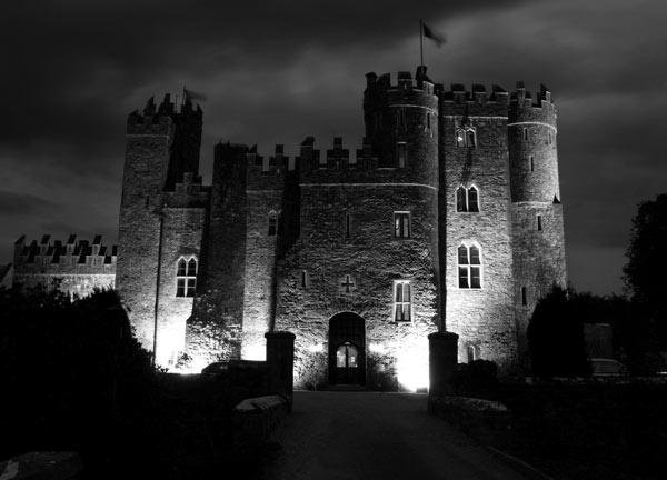 Kilkea Castle Mono by Nigeyboy