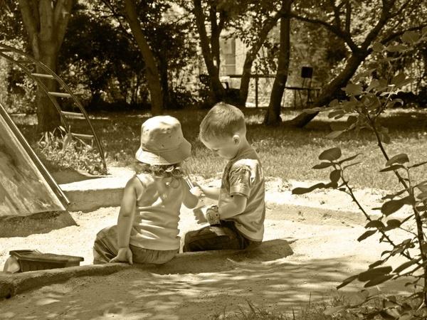 Stefan and friend by DavidInBulgaria