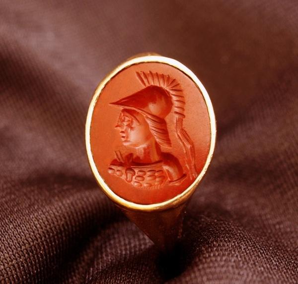 Roman ring by DavidInBulgaria