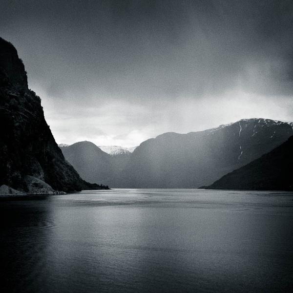 Fjord Rain by Dabow
