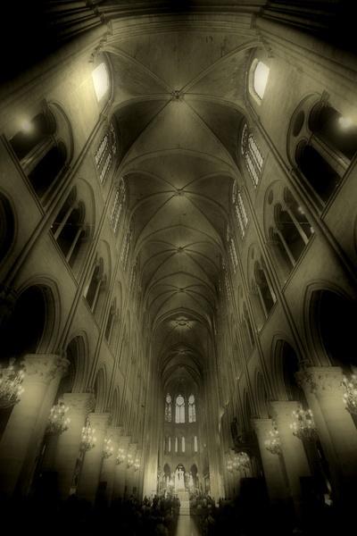 Notre Dame by acididko