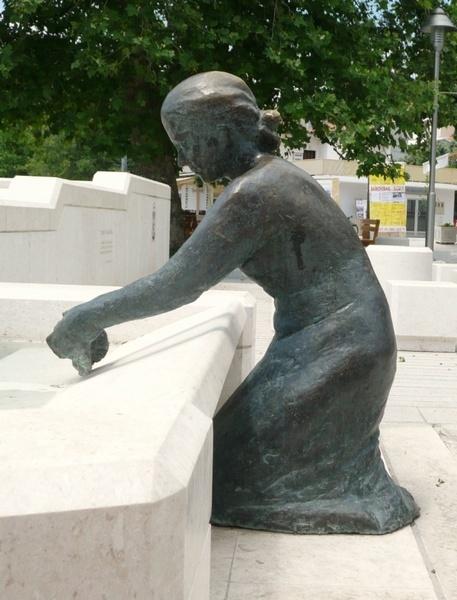 wash lady bronze by quattro