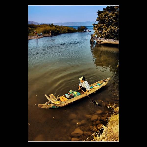 Fisherman by rioarchitect