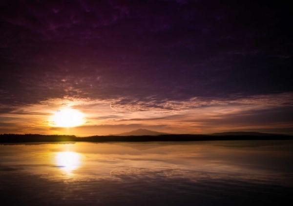 Sunset by nturin