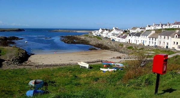Islay - Portnahaven Beach by bigbadgoggs