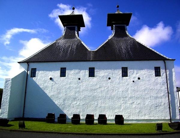 Islay - Ardbeg Distillery by bigbadgoggs