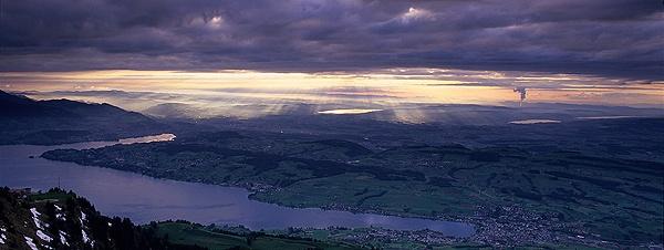 Rigi Panorama by ihana