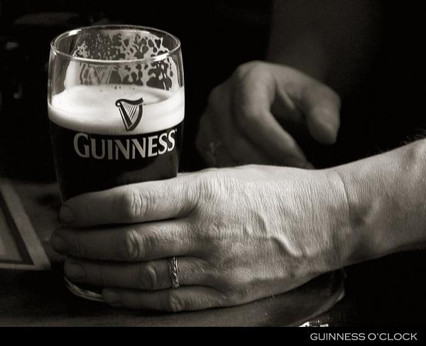 Guinness O\'Clock by Mari