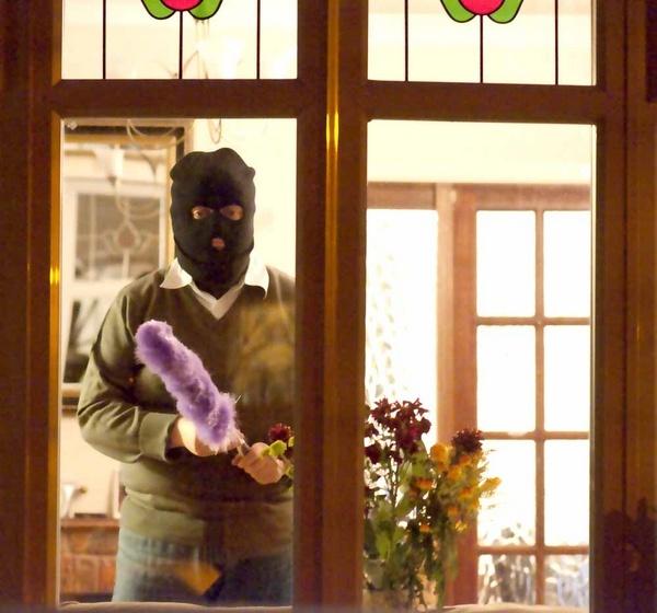 Chucky R. Law - \'Suburban Terrorist\' by neil john