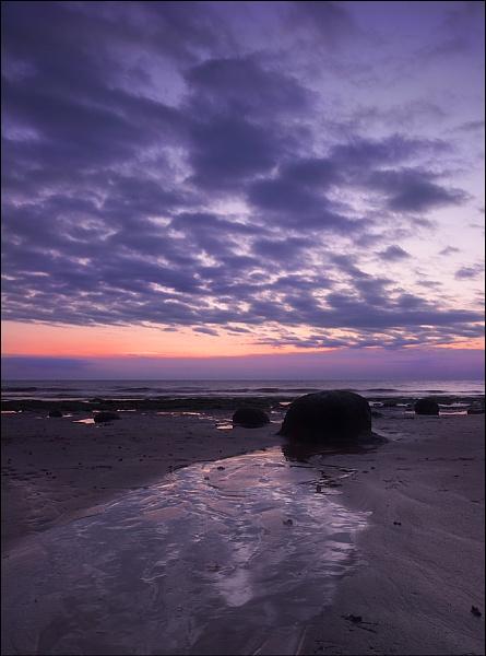 Hunstanton Beach by conrad