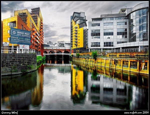 Granary Wharf by ade_mcfade