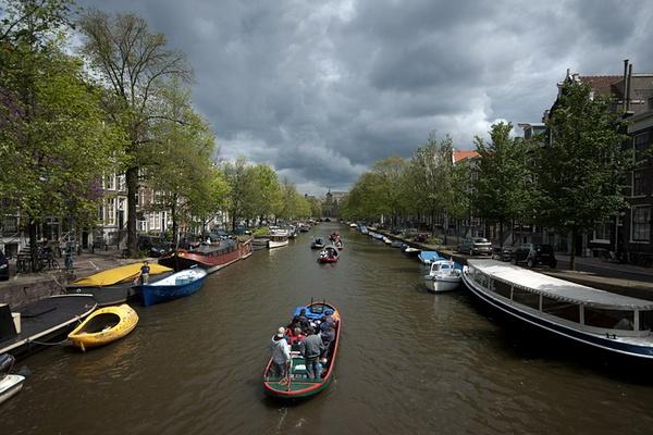 Amsterdam by DavidGresham