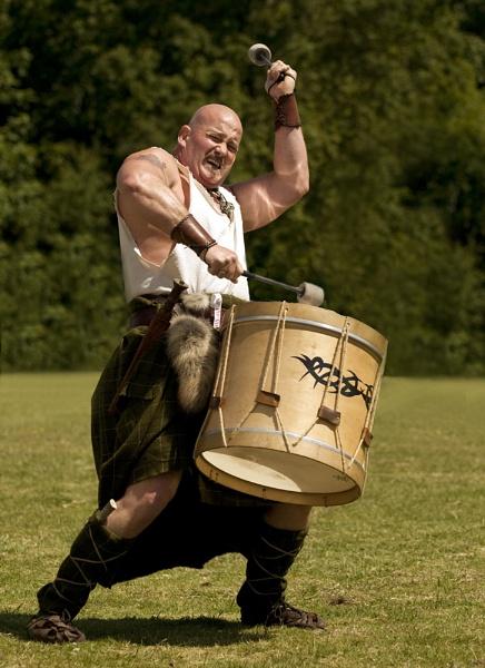 Drummer by kim64