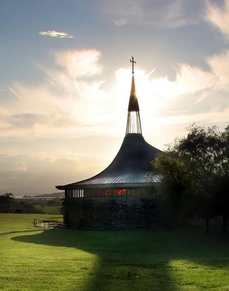 Burt Chapel I by Declanworld