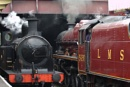 Keighley and Worth Valley Railway Steam Gala by Warriorpoet