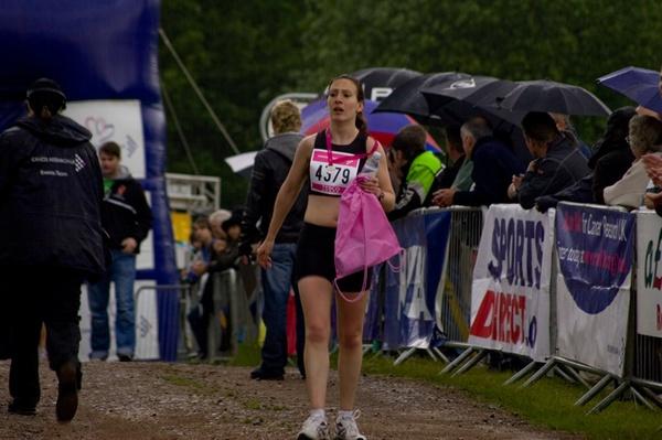 race for life by HuntedDragon