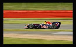 'Lightning Vettel'