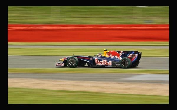 \'Lightning Vettel\' by Henners88