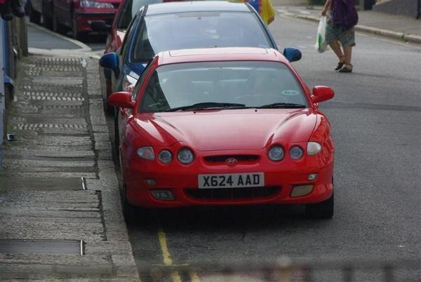 Red Car 2 by elf69