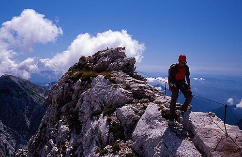 Ridge walk by roy clark