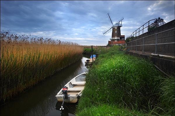 Cley Windmill by conrad