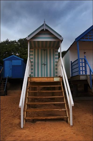 Beach Hut by conrad