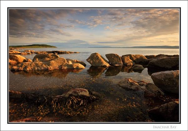 Imachar Bay... by Scottishlandscapes