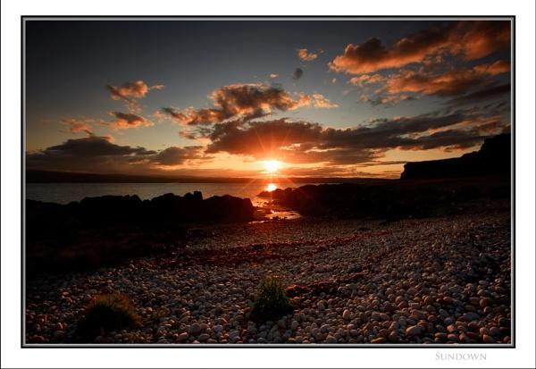 Sundown... by Scottishlandscapes