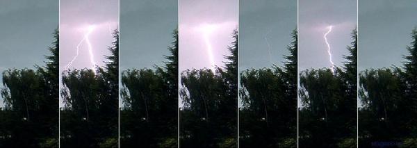 Lightning strike #2 by nytecam
