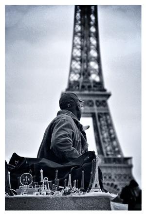 Eiffel For Sale by saxman777