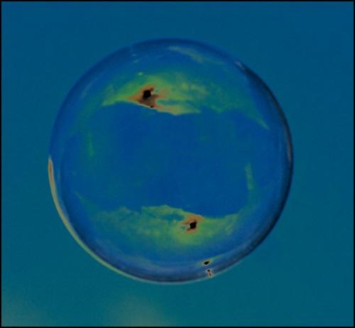 Bubble by jonrayner