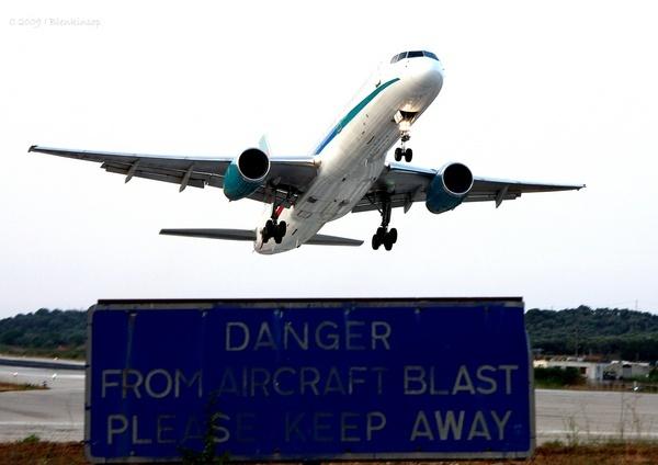 Take off by sandycroft