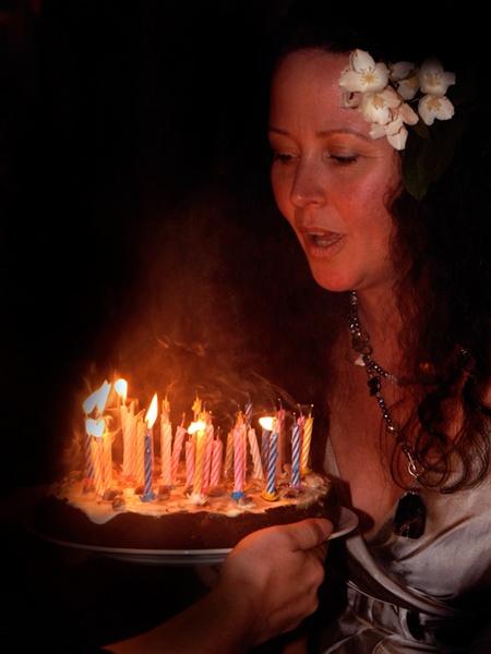 Birthday Girl by billyji