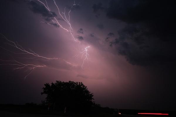 Texas Lightning by mpphotographics