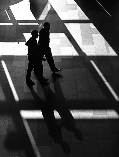 Two Men by EllieEdge