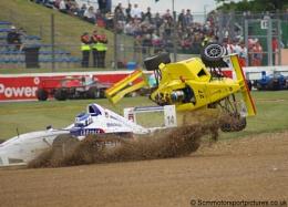 Crash Ollie Millroy