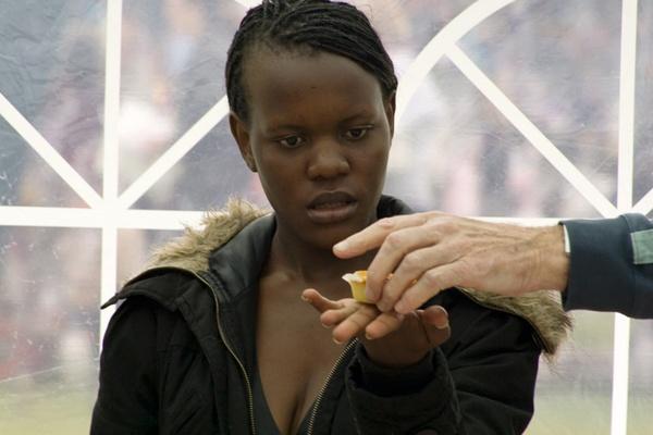 Ugandan Girl by HuntedDragon