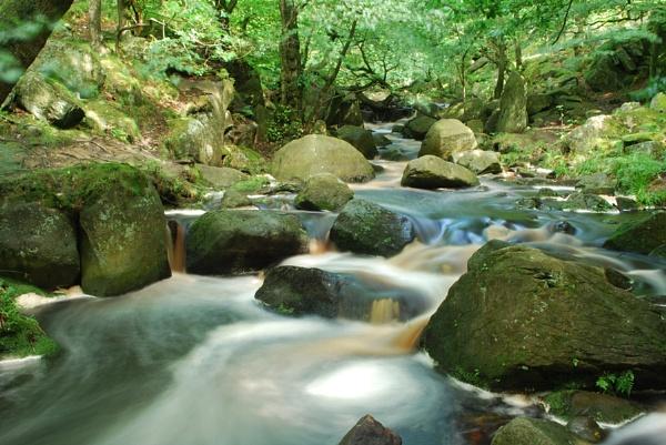 padley gorge by eldroyd