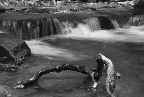 Cascading Water by Diane_McCudden