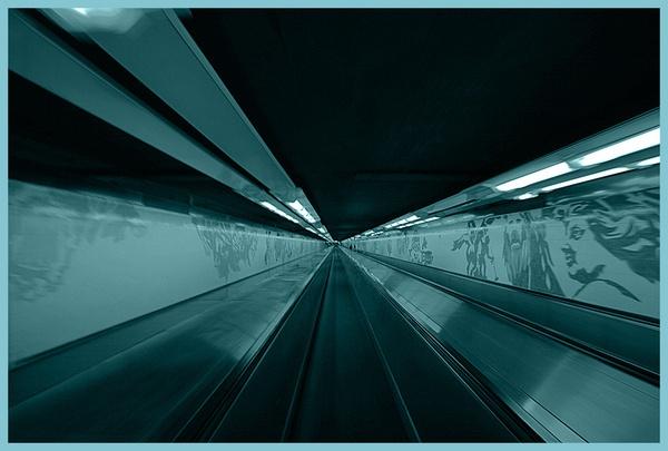 Subway by acididko