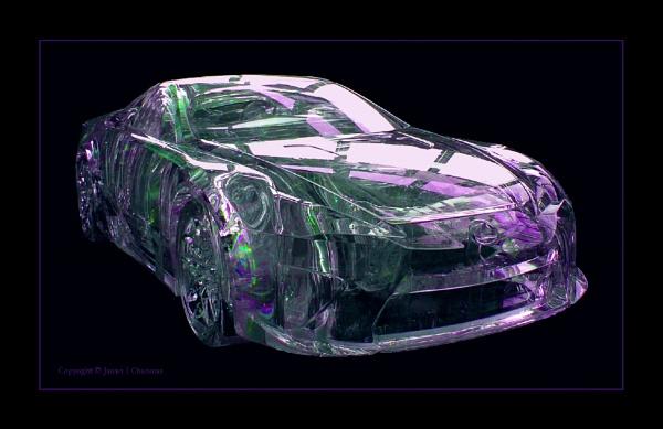 Shiney Car II by James_C