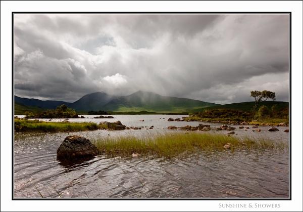 Sunshine & Showers... by Scottishlandscapes