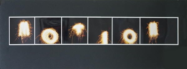 Sparklers in Motion by QuentinS