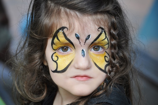 Face Paint by Jodes