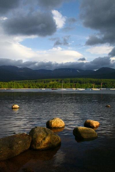 Loch Morlich by crunchie